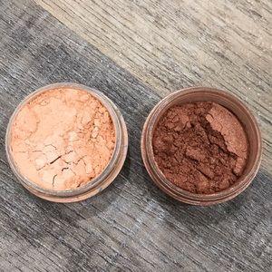 Bare minerals loose eyeshadows